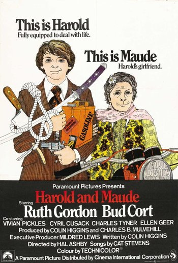Harold And Maude Quotes | Harold And Maude Silver Century Foundation